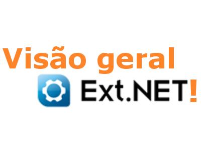 Visão geral dos componentes Ext.Net